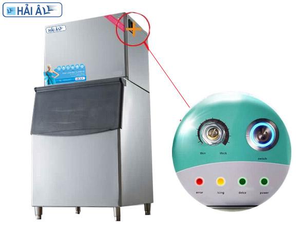 thiết kế máy HA 140