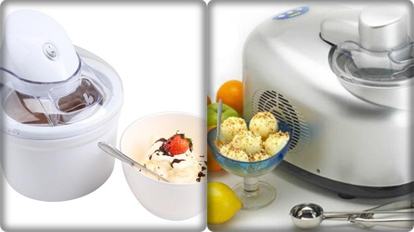 máy làm kem tô đông lạnh