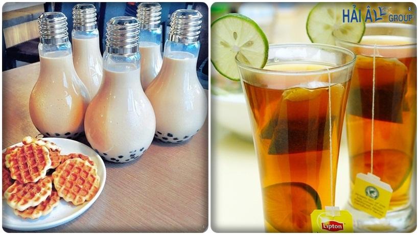 thức uống cần sử dụng nguồn nước sạch từ máy đun nước nóng
