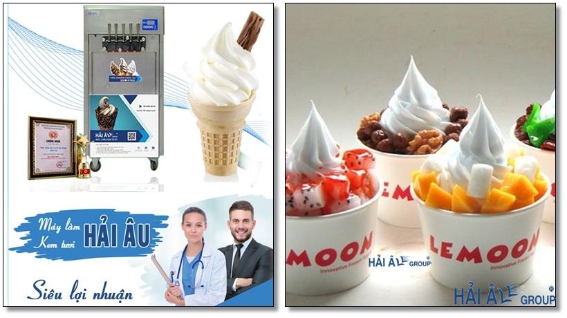marketing truyền miệng cho cửa hàng kem tươi