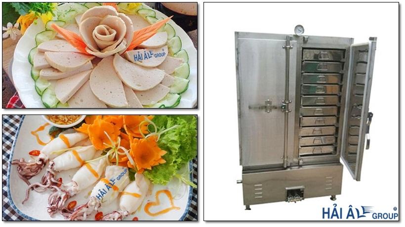 tủ cơm công nghiệp hiện đại tiên tiến